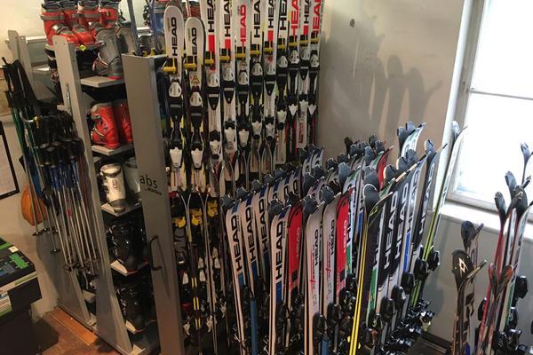Ski Sortiment