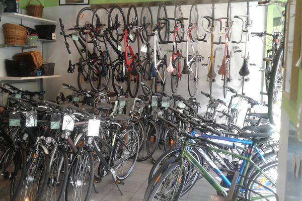 Fahrradverleih in Wien