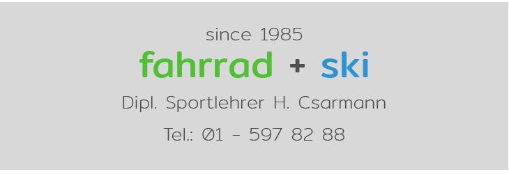 Heinz Csarmann - Logo